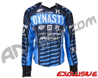 HK Army 2017 Dynasty Hardline Paintball Jersey - Blue