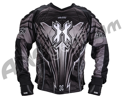 HK Army Hardline Paintball Jersey - Charcoal