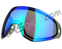 HK Army KLR Thermal Mask Lens - Aurora Green