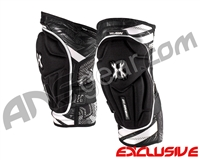 HK Army Crash Paintball Knee Pads - White