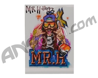 "HK Army Mr H. Autographed 6 1/2"" x 9 1/2"" Poster"