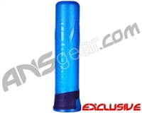 HK Army 165 Round Push Button Paintball Pod - Blue/Purple/Blue (13010004)