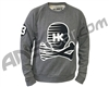 HK Army Mr. H Warped Crewneck Sweatshirt - Grey