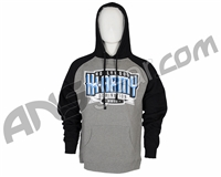 HK Army Royal Pull Over Hooded Sweatshirt - Grey