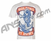 HK Army Anchor Paintball T-Shirt - White/Orange