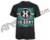 HK Army Angle Paintball T-Shirt - Black