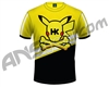 HK Army Poke Dri Fit T-Shirt - Yellow
