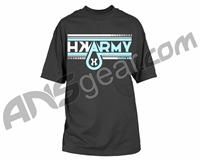 HK Army Dropped Paintball T-Shirt - Black