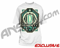 HK Army Dynasty Dynamic Paintball T-Shirt - White