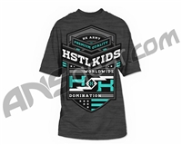 HK Army Firepower Paintball T-Shirt - Charcoal Heather