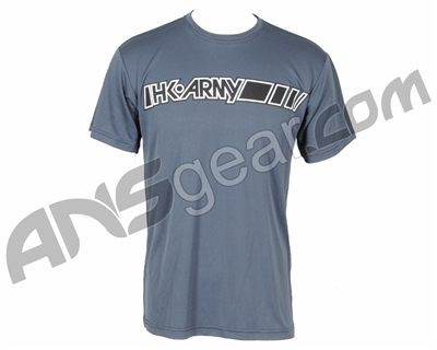 HK Army Flow Tech Paintball T-Shirt - Grey