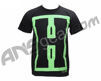 HK Army H Block Paintball T-Shirt - Neon