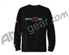 HK Army Long Sleeve Neon II Paintball T-Shirt - Black