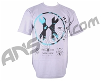 HK Army Origin Paintball T-Shirt - Silver