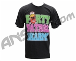 HK Army Party Patrol Paintball T-Shirt - Black