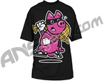 HK Army Piggy Bank Robber Paintball T-Shirt - Black