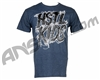 HK Army Rage Paintball T-Shirt - Navy