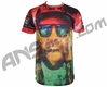 HK Army Rasta Space Mark Dri Fit T-Shirt