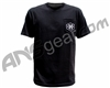 HK Army Rivet Pocket Paintball T-Shirt - Black