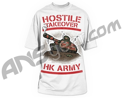 HK Army Tank Paintball T-Shirt - White