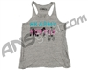 HK Army Palms Girls Tank Top - Grey
