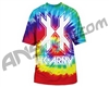 HK Army Colored Tie-Dye Dri Fit T-Shirt