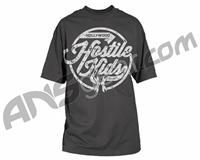 HK Army Vintage Paintball T-Shirt - Charcoal