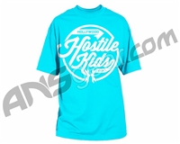 HK Army Vintage Paintball T-Shirt - Turquoise