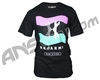 HK Army Wavy Paintball T-Shirt - Black
