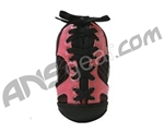 Hybrid Free Agent Series Tank Cover w/ Laces - Red