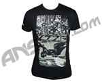 Contract Killer Breakout T-Shirt - Black
