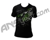 Contract Killer Crawl Paintball T-Shirt - Black