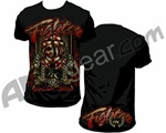 Contract Killer FighterKnight T-Shirt - Black