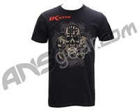 Contract Killer Greased T-Shirt - Black