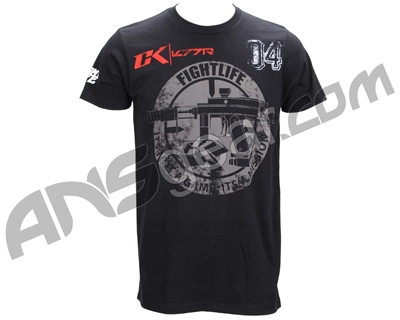 Contract Killer Mission T-Shirt - Black