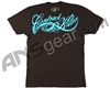 Contract Killer OG Script T-Shirt - Brown