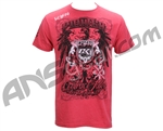 Contract Killer Walk Out T-Shirt - Red