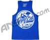 Contract Killer Fight Life Tank Top - Blue