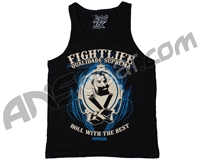 Contract Killer Roller Tank Top - Black