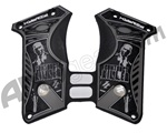 Hybrid PM7 Paintball Grips - Hitman - Black