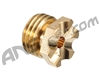 Inception Designs Starburst ASA Plug - Brass