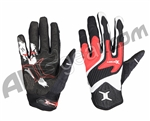 Invert Limited Paintball Gloves - Red