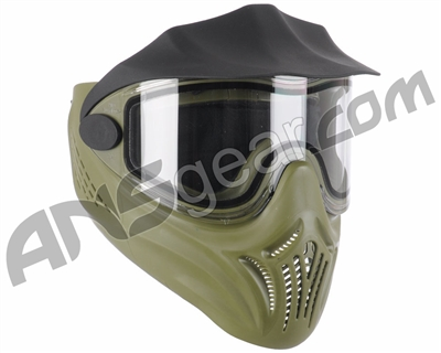 Invert Helix Paintball Mask Thermal Lens - Olive
