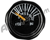 Invert 1200 PSI Micro Gauge - Black (46096)