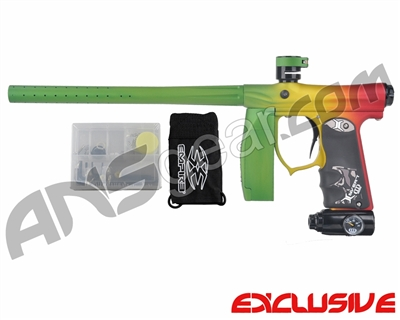 Invert Mini S.E. Paintball Marker - Rasta
