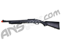 Jag Arms Scattergun HD Gas Airsoft Shotgun - Black