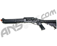 Jag Arms Scattergun TSS Gas Airsoft Shotgun - Black