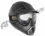 JT Delta Force Full Coverage Paintball Goggles - Black