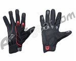 JT 2008 08 Pro Series Paintball Gloves - Red