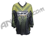 JT 2008 08 Team Series Paintball Jersey - Olive